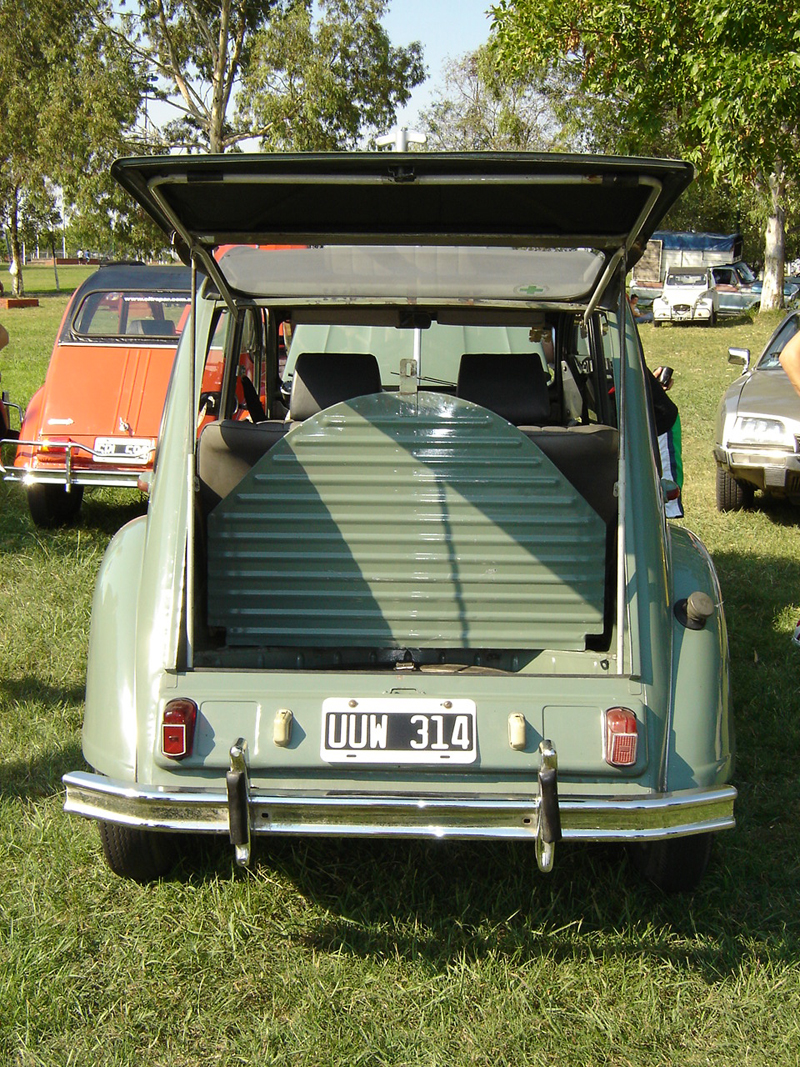 the argentinian 2 cv  3cv and ies