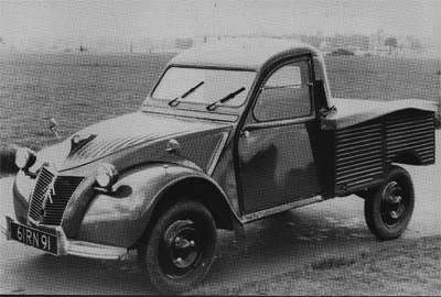 the 2cv pick ups supplied to the royal navy. Black Bedroom Furniture Sets. Home Design Ideas