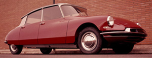 Is the Citroën DS a Citroën?