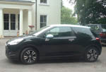 Citroenet drives the DS3