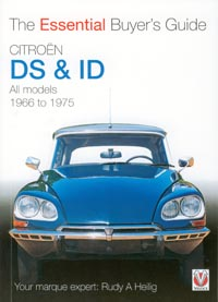 The Essential Buyer's Guide Citro�n DS & ID
