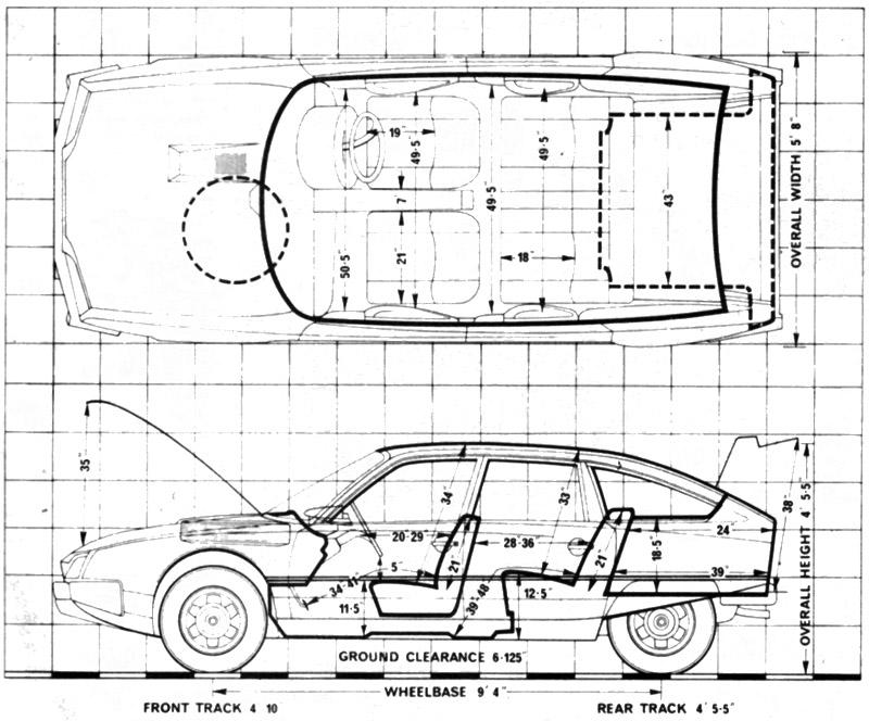 citro�n cx 2200 pallas 1976 autocar auto test electric fan relay wiring diagram 2009 ford e150 fuse box diagram