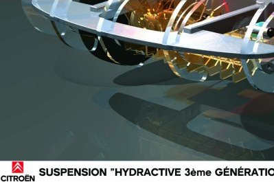 Fuite suspension hydractive c5