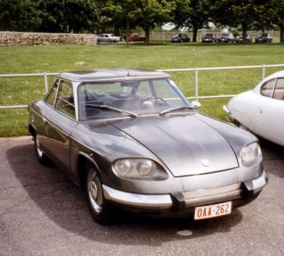 Connu The Panhard et Levassor Club GB 1999 Panhard International 8 RX28