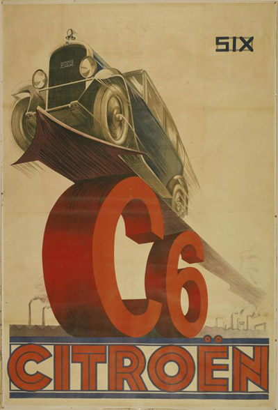 Citroen C6 Banner