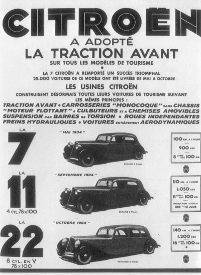 citro u00ebn traction avant 22cv