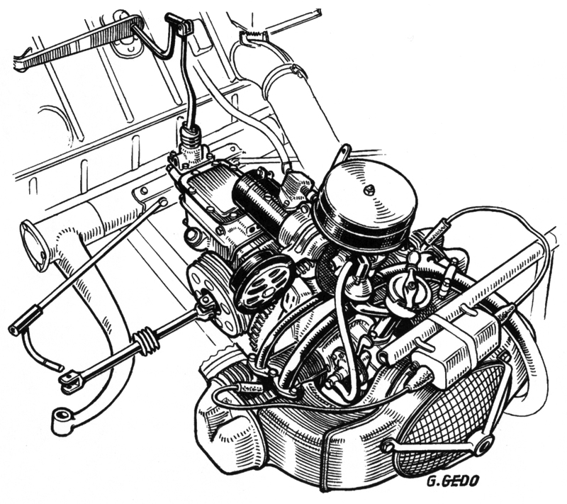 Citroen Engine Diagrams