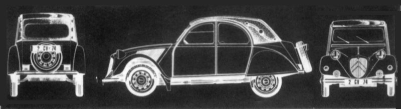 citro u00ebn 2cv super  2cv pop  protoype