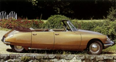 The Car Company >> Citroën DS by Heuliez