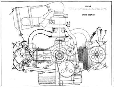 2004 subaru impreza radiator diagram