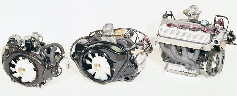 citroen 2cv gs engine