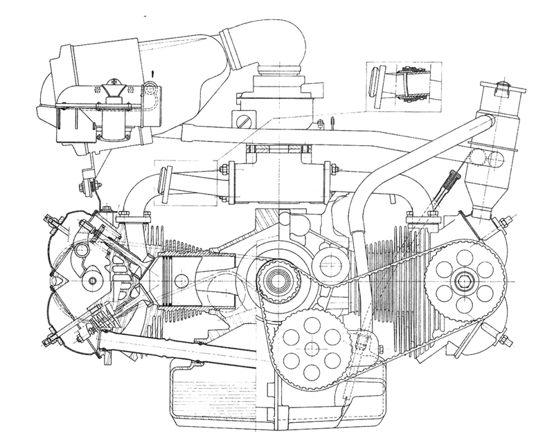 citro n gs gsa boxer engine rh citroenet org uk flat 4 engine diagram flat plane engine diagram