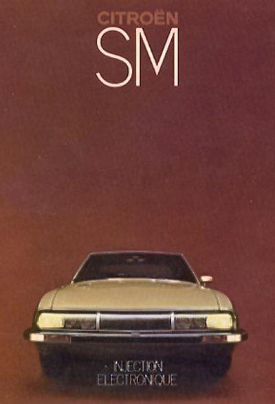 Citroën SM 2
