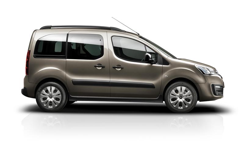 New Citroën Berlingo for 2015
