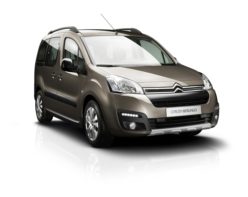 New Citroën Berlingo for 2015