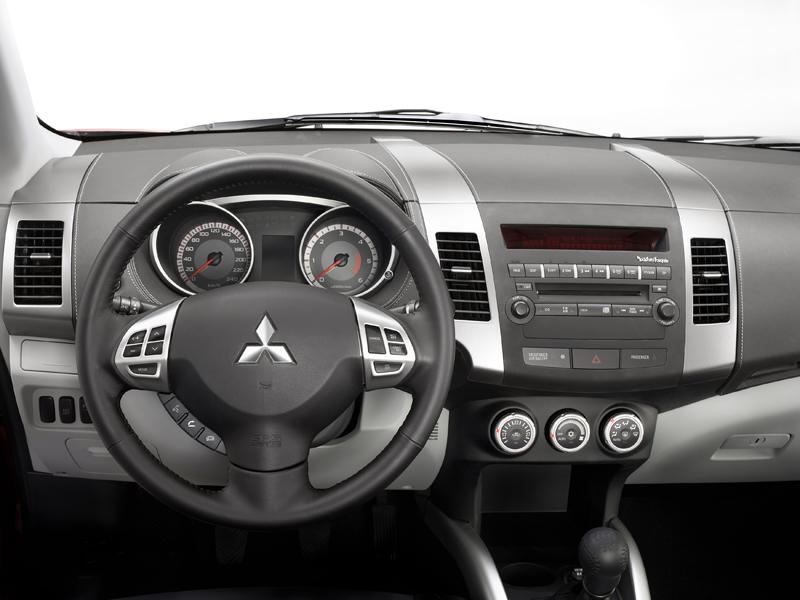 C Crosser Mitsubishi Outlander Amp Peugeot 4007