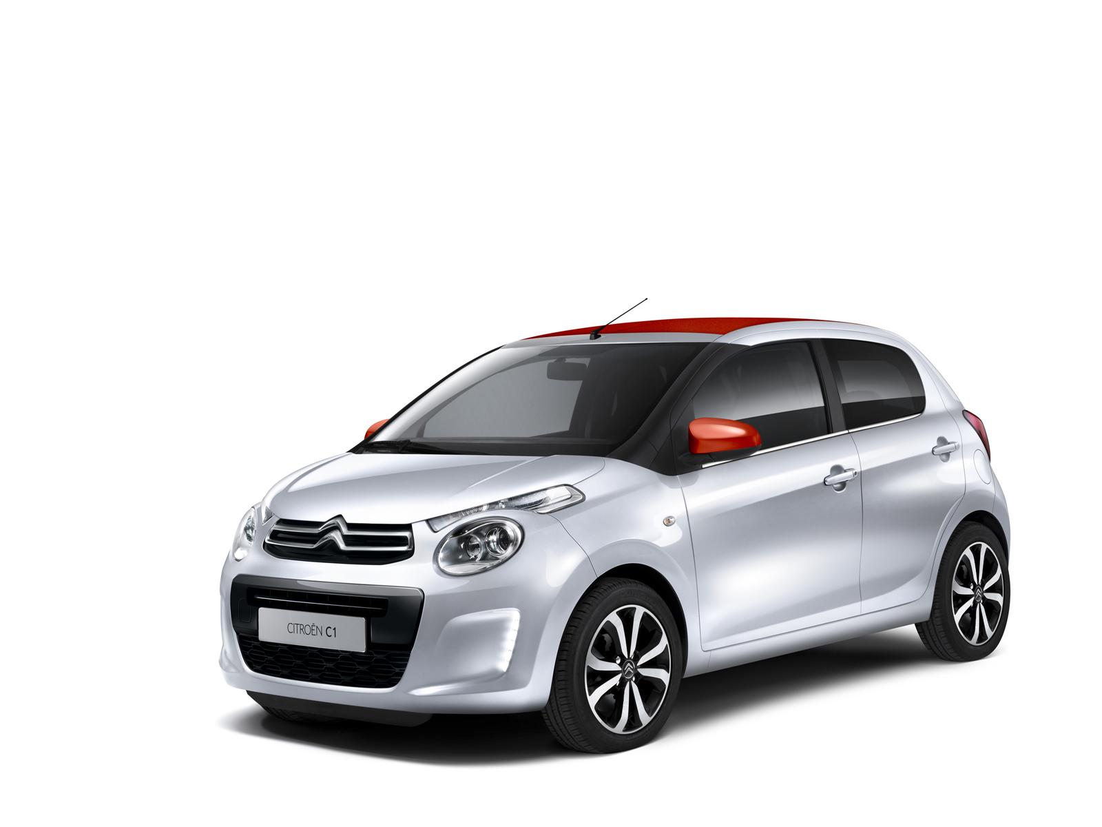 New car deals citroen c1