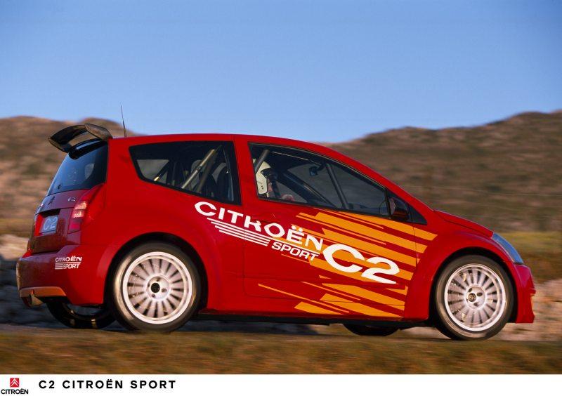 C2 Citro 235 N Sport