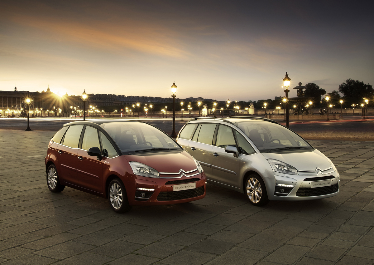 Revised C4 Picasso And Grand Picasso