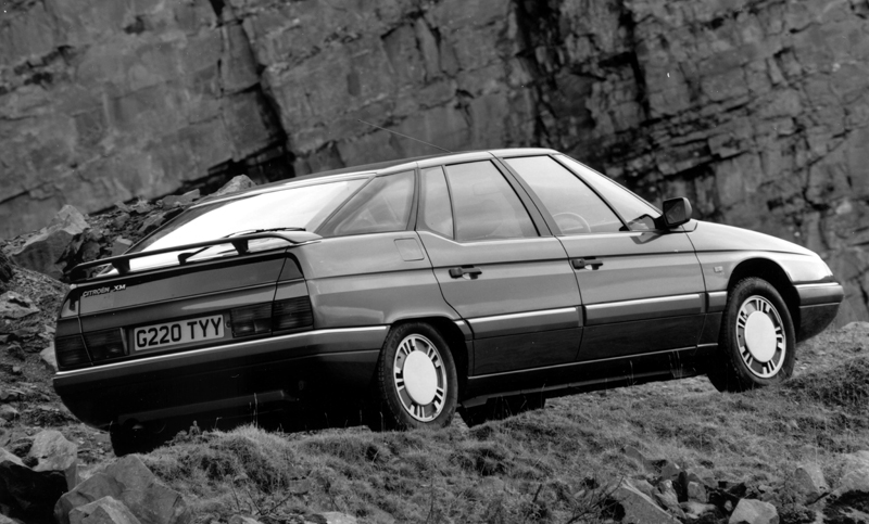 Citroën XM publicity photo gallery 2