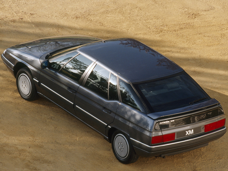Citroën XM publicity photo gallery 4