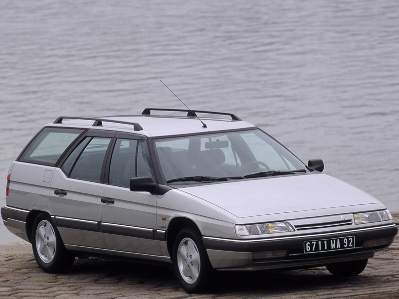 Citroën XM publicity photo gallery 5