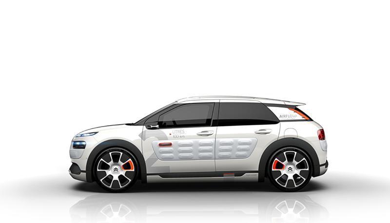 C4 Cactus Airflow 2l Concept Car Page 1