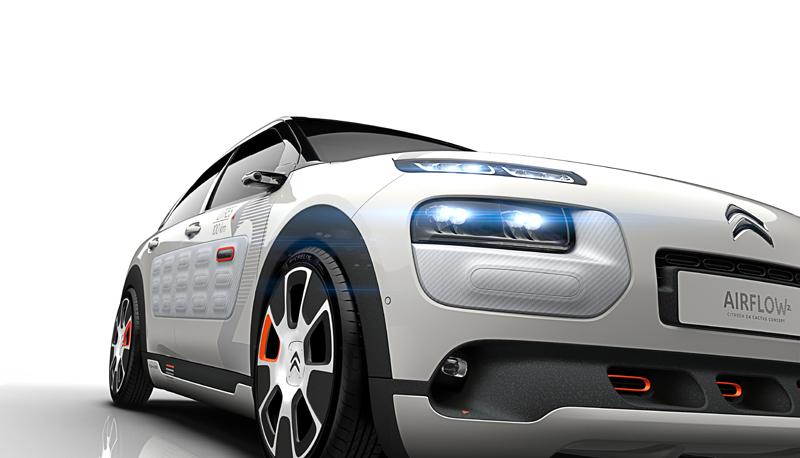 c4 cactus airflow 2l concept car page 1. Black Bedroom Furniture Sets. Home Design Ideas
