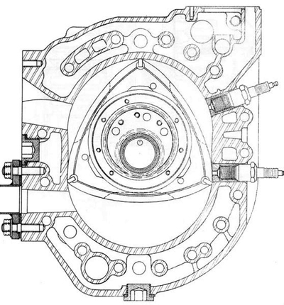 Amc Rotary Engine