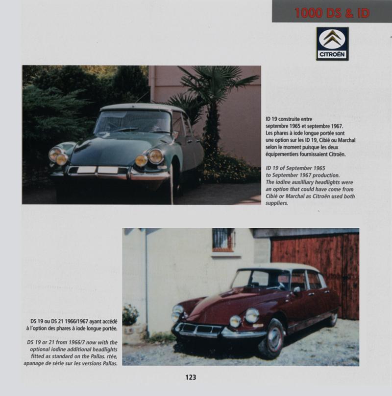 English In Italian: Citroënët Bibliothèque Book Review 1000 Photos De DS & ID