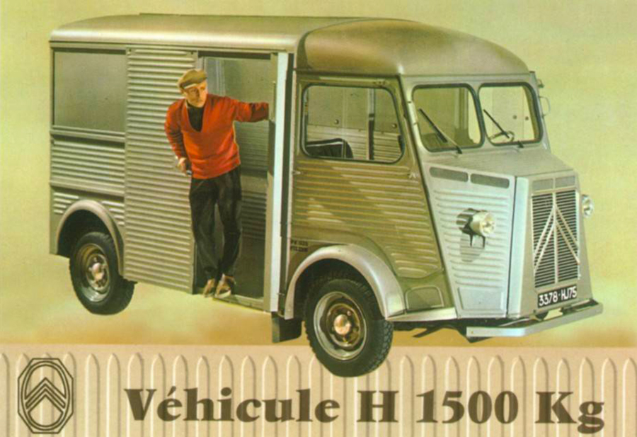 H Van Ad: Citroen H Van Wiring Diagram At Gundyle.co