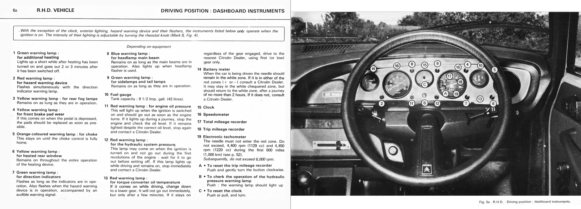 Index Of Passenger Cars Michelin Gs 1977 Om Audible Flasher Warning