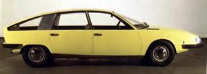 Pininfarina dizajn návrhu BMC